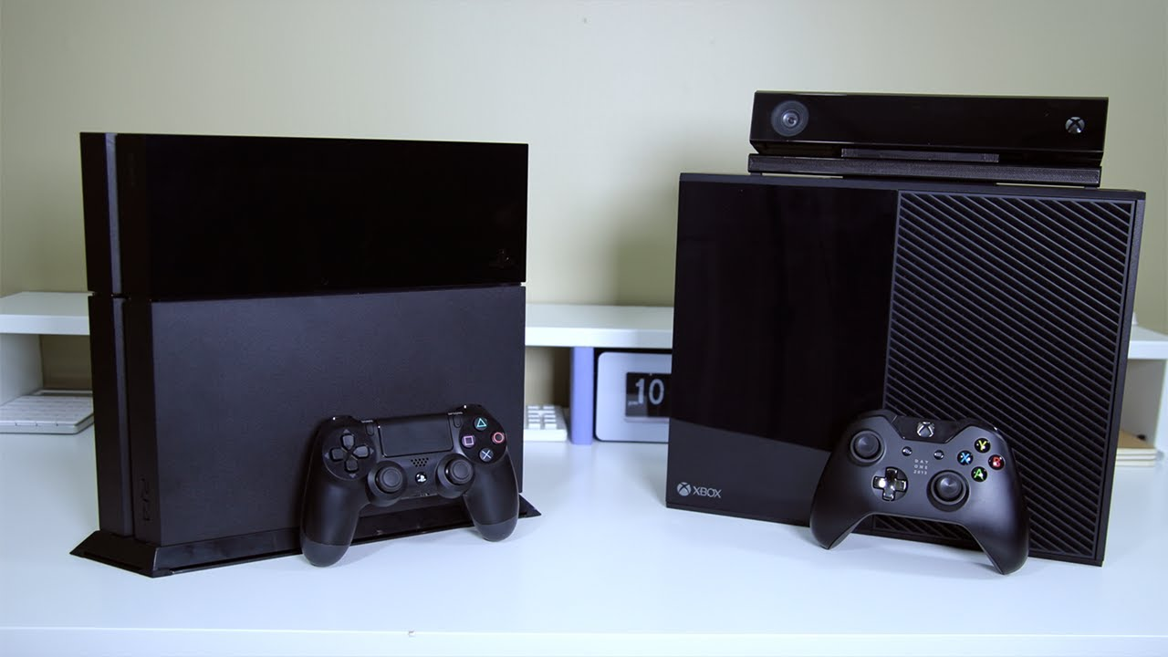 Tech Guide Xbox One Vs PS4 Which One HisPotion