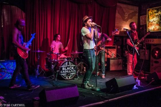 Black Cadillacs-2