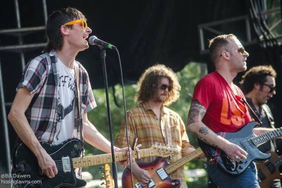 Diamond Rugs at Shaky Knees 2015 in Atlanta