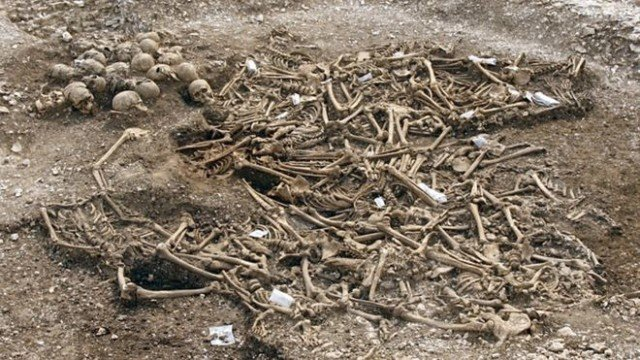 "Headless Vikings the ""most exciting & disturbing"" archaeological discoveries in Britain in recent years"