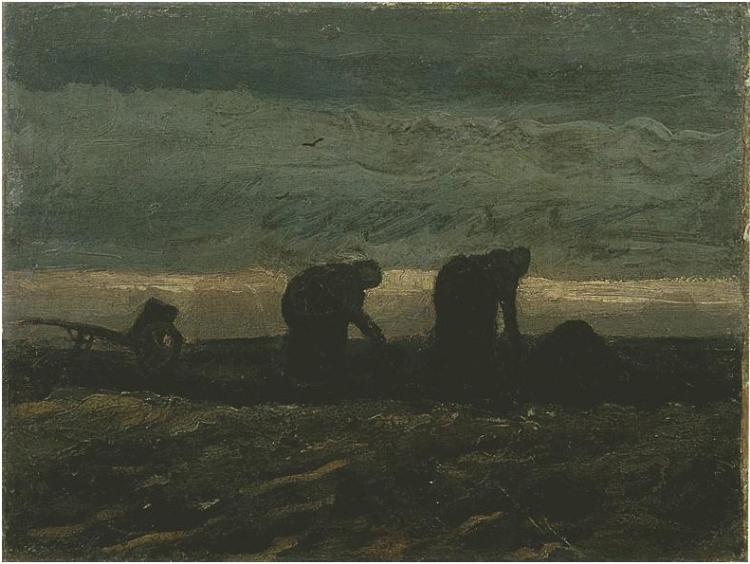 Vincent Van Gogh In Drenthe