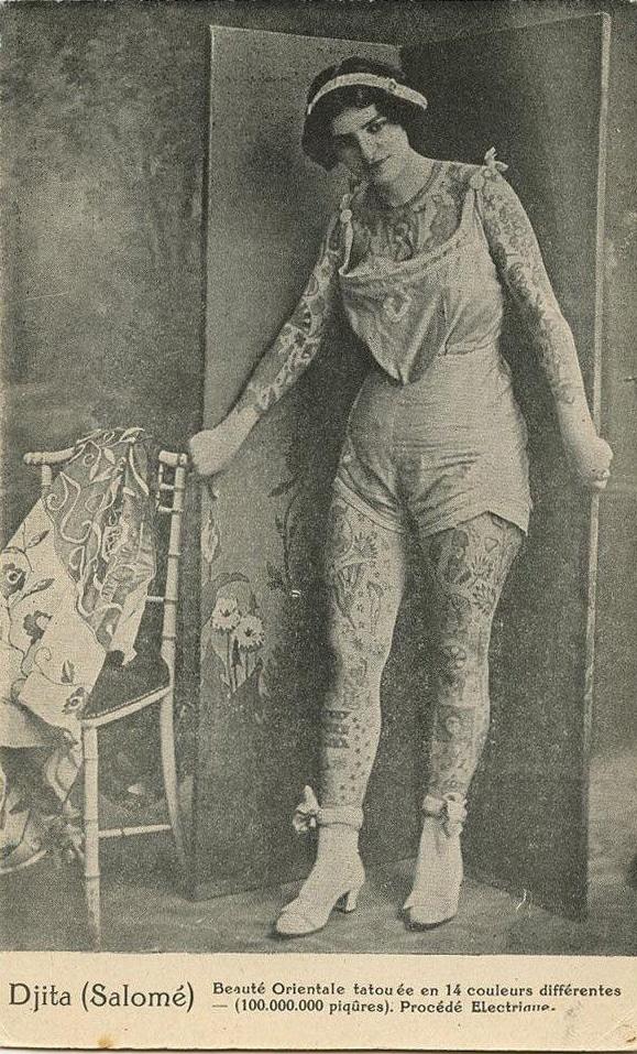 Djita Salomé