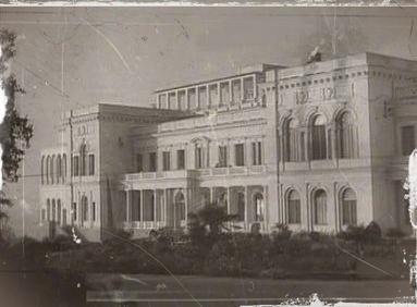 Vermine Dans Le Palais De Yalta