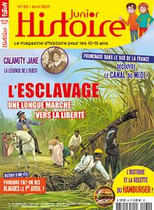 Histoire Junior n° 62 - avril 2017