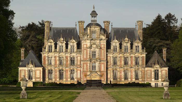 le château de Beumesnil