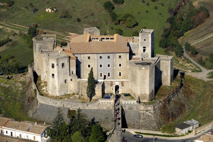 château de Melfi
