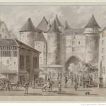 Le Grand Châtelet de Paris en 1800