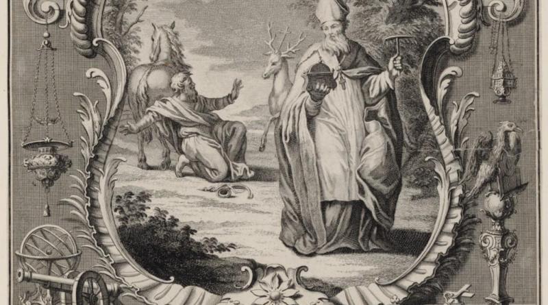 Confrérie de S Hubert et de S Eloy des maitres fondeurs en terre et sable, Sonnetiers, Bossetiers Sizeleurs, et faiseurs d'instrument de mathématique 1445