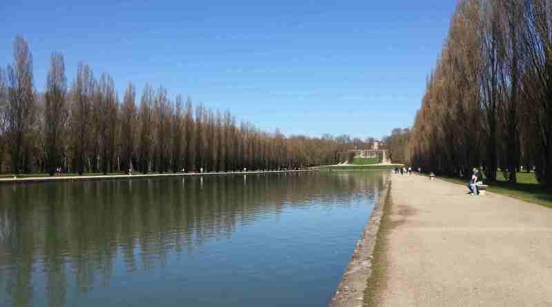 Parc de Sceaux Vue sur le Grand Canal