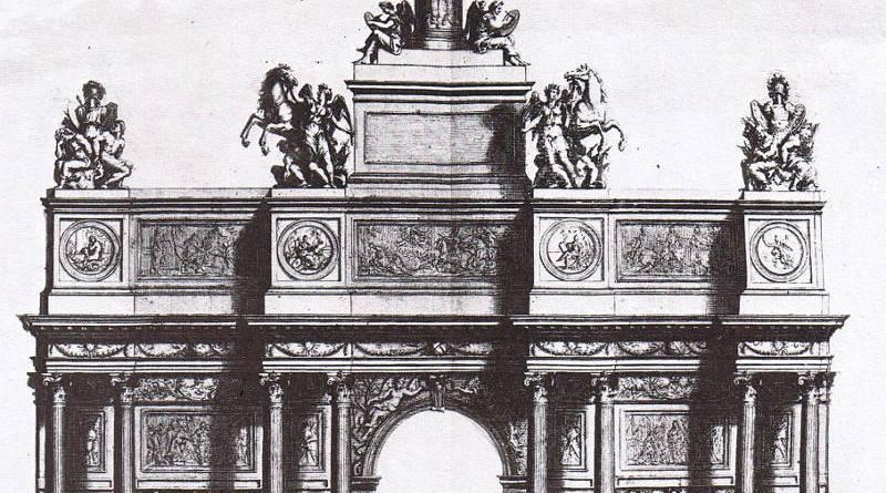 Arc de Triomphe Le Brun
