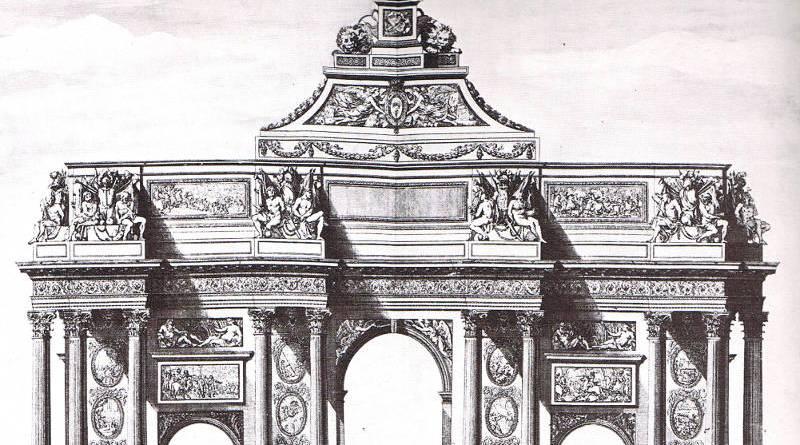 Arc de Triomphe Perrault