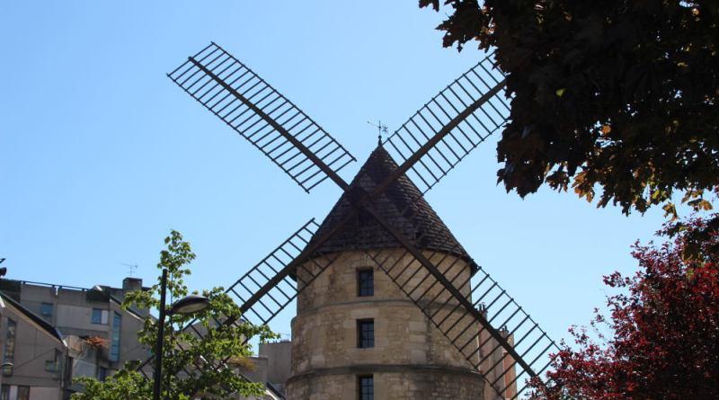 Moulin de la Tour d'Ivry sur Seine