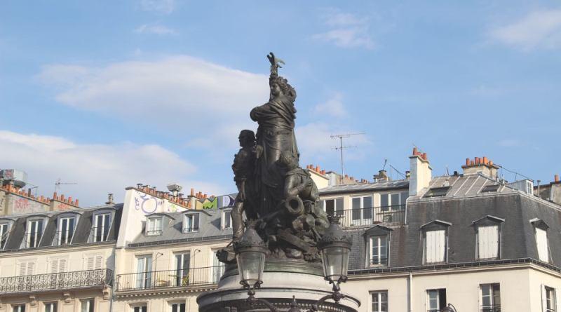 monument de la place de Clichy