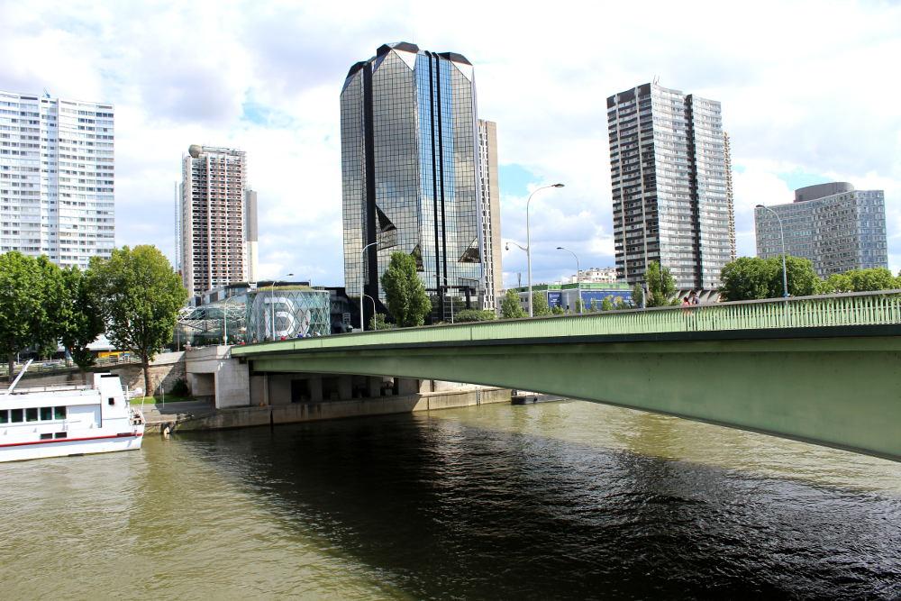 Les Ponts Des Xxe Et Xxie Si 232 Cles Histoires De Paris