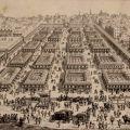 La Foire saint Germain au XVIIIe siècle