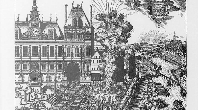 Fête de Saint Jean illustration par Pascal Payen-Appenzeller