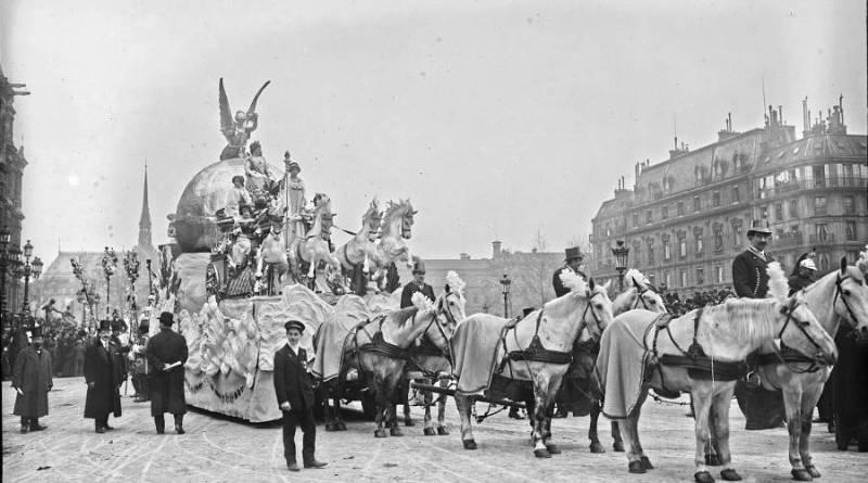 Reine du Carnaval par agence rol