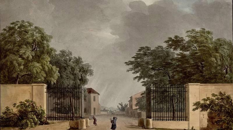 Barrière Poisonnière par J Palaiseau