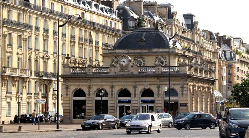 gare de l'avenue Foch