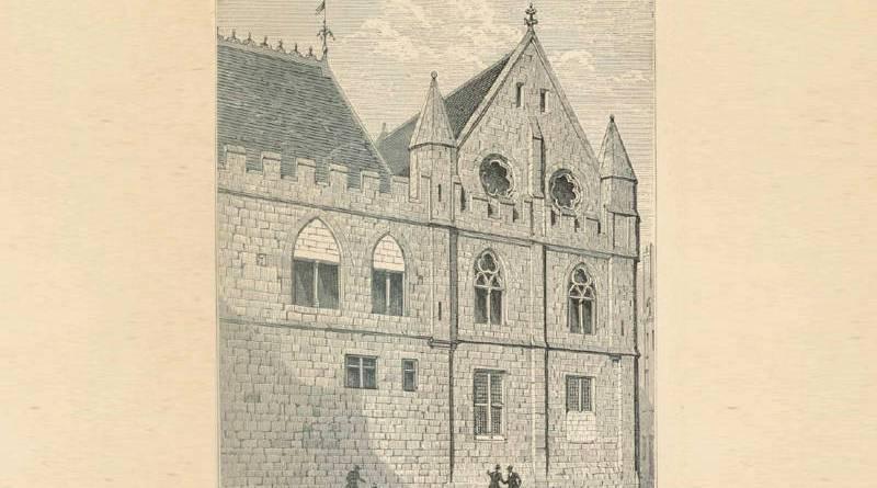 chapelle du collège d'Harcourt