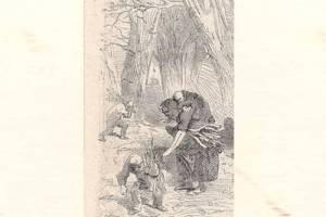 Le froid par Edmond Morin dans la Collection Jacquet
