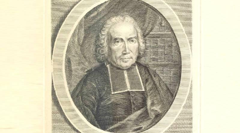 portrait de Jean Lebeuf