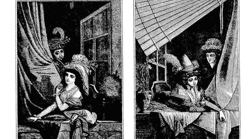 illustration de la chronique scandaleuse de Paris par Henri Sauval