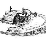 fosse à fumier et poudrette - extrait de Les engrais par J Fritsch