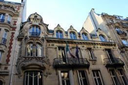 Hotel Monttessuy par Jules Lavirotte