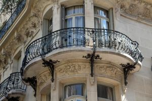 balcon d'angle avenue de messine