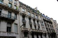 immeuble du 6 rue de Messine par Jules Lavirotte