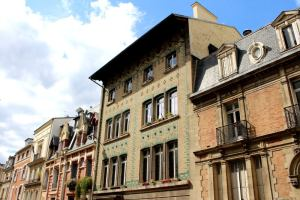 villa de Charles Girault 14 rue Eugène Flachat.