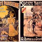 publicité de la Société parisienne de construction de vélo