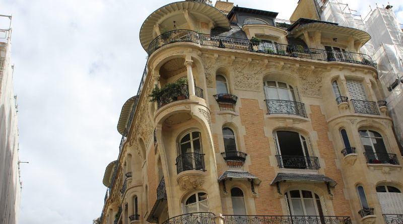 immeuble Ernest Herscher de la rue Scheffer