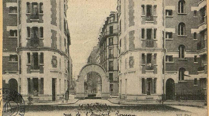 rue de l'Amiral Roussin