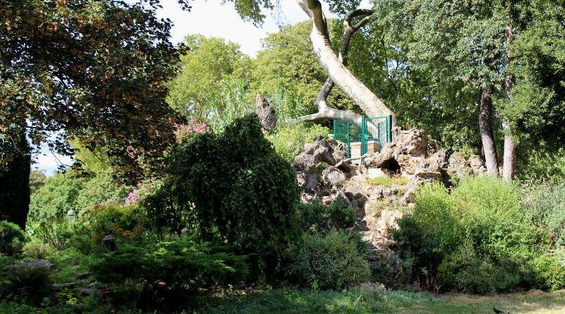 roche du Parc Monceau