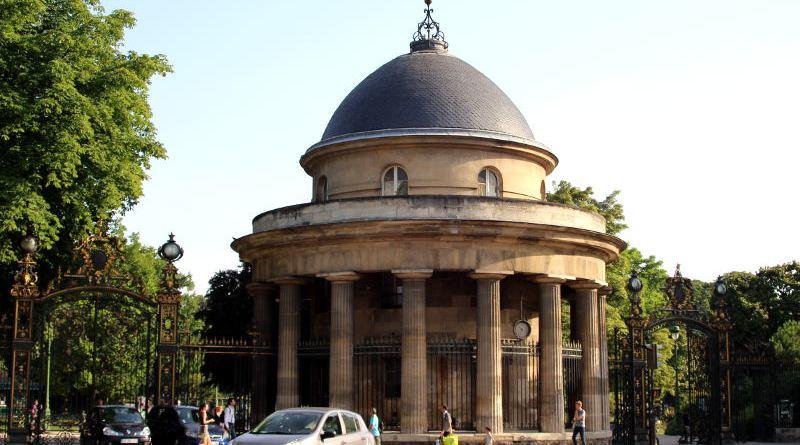 rotonde du Parc Monceau