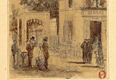 Moulin Debray par Jules Adolphe Chauvet