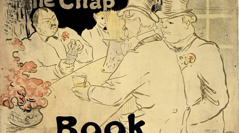 Irish and American Bar - The Chap Book Affiche par Toulouse Lautrec