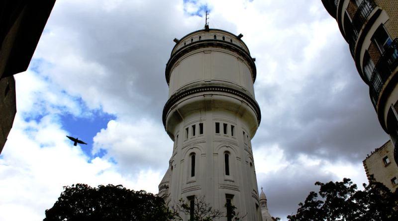 château d'eau de Montmartre