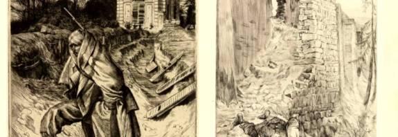 Souvenirs du siège de Paris par James Tissot