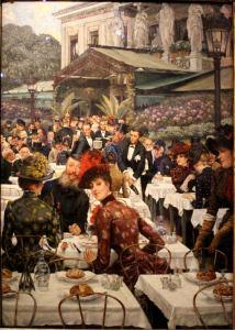 les femmes d'artistes par James Tissot