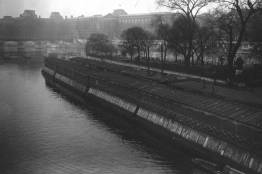 Bateau-lavoir de la Pointe du Vert-Galant Agence Meurisse 1920