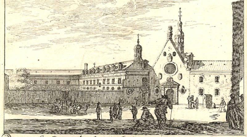 Les petits Augustins du faubourg Saint Germain - Numélyo