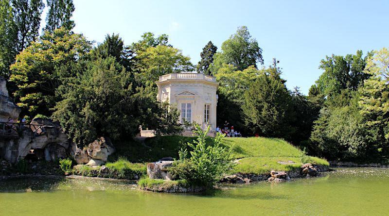 belvédère du petit Trianon