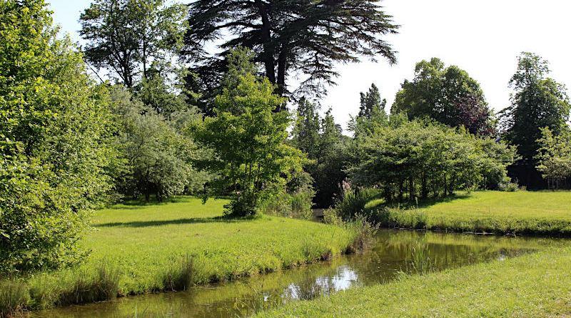 la rivière du petit Trianon