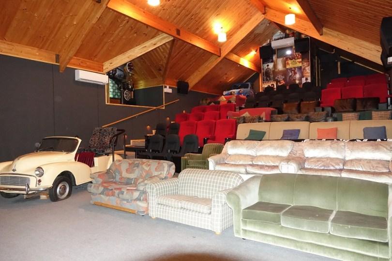 Le cinéma Paradiso