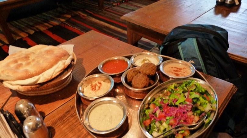 Katmandoou Thamel restaurant OR2K