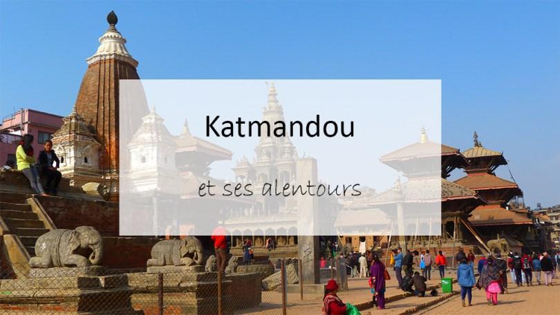Katmandou vallee nepal durbar square