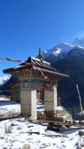 Annapurna porte pisang